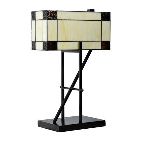 Tiffany Tafellamp Geometric Uit