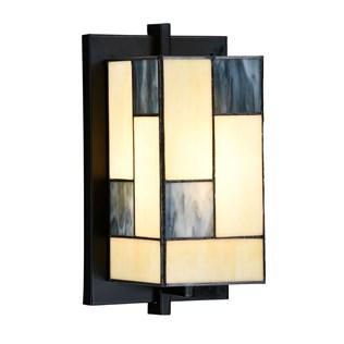voorbeeld van een van onze Wandlampen
