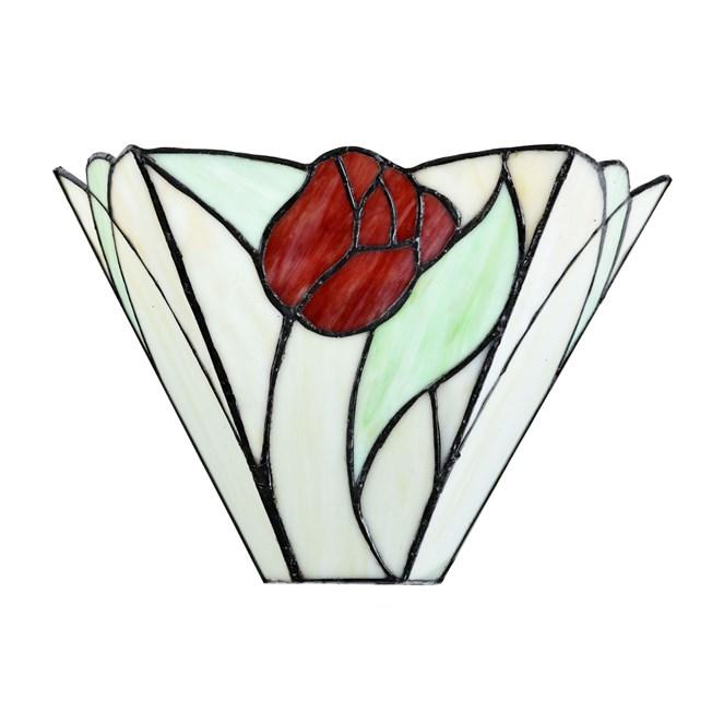 Tiffany Wandlamp Tulip Uit