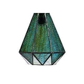 Losse Glaskap Tiffany Arata Green
