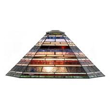Losse Glaskap Tiffany Industrial large