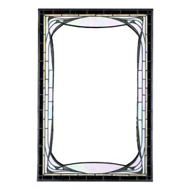 Tiffany Jugendstil Spiegel