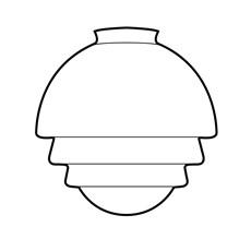 Hanglamp Citrus Klein