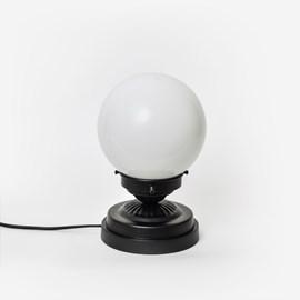 Lage tafellamp Bol Ø15 Moonlight