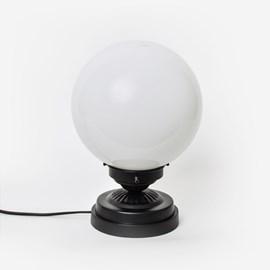 Lage tafellamp Bol Ø 20 Moonlight