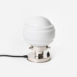 Tafellamp Polkadot 20's Nikkel
