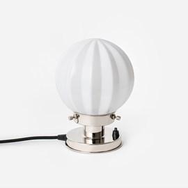 Tafellamp Carambola 20's Nikkel