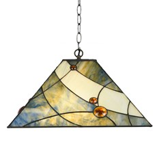 Tiffany Hanglamp Sky Blue