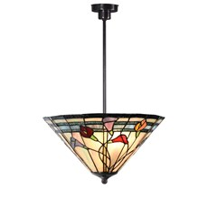 Tiffany Strakke Hanglamp Calla