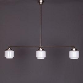 Hanglamp 3-Lichts met Getrapte Cilinder Small