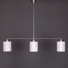 Hanglamp 3-Lichts met Strakke Cilinder