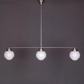 Hanglamp 3-Lichts met Polkadot