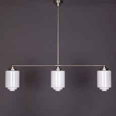 Hanglamp 3-Lichts met Getrapte Cilinder