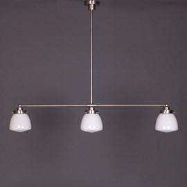 Hanglamp 3-Lichts met Schoolbol