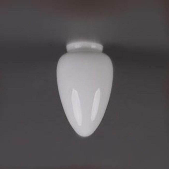 Glaskap Menhir Opaal Klein