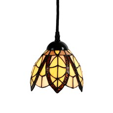 Tiffany Hanglamp Flow Souplesse small