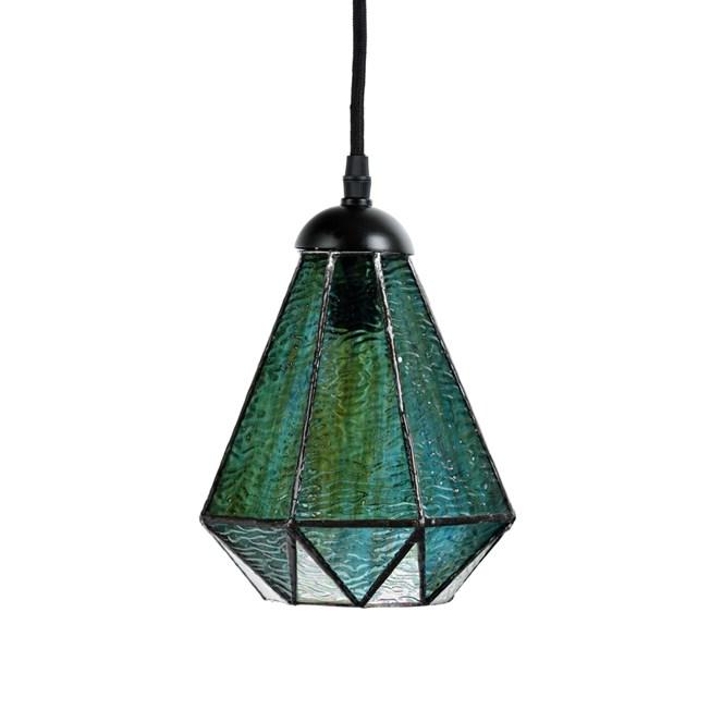 Tiffany Hanglamp Arata Groen - Uit