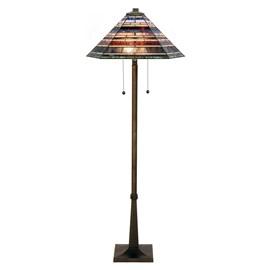 Tiffany Vloerlamp Industrial large