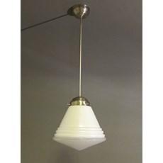 Hanglamp Luxe school met lichtvenster