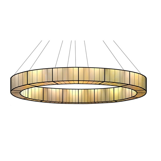 Circle Coloured Imposant
