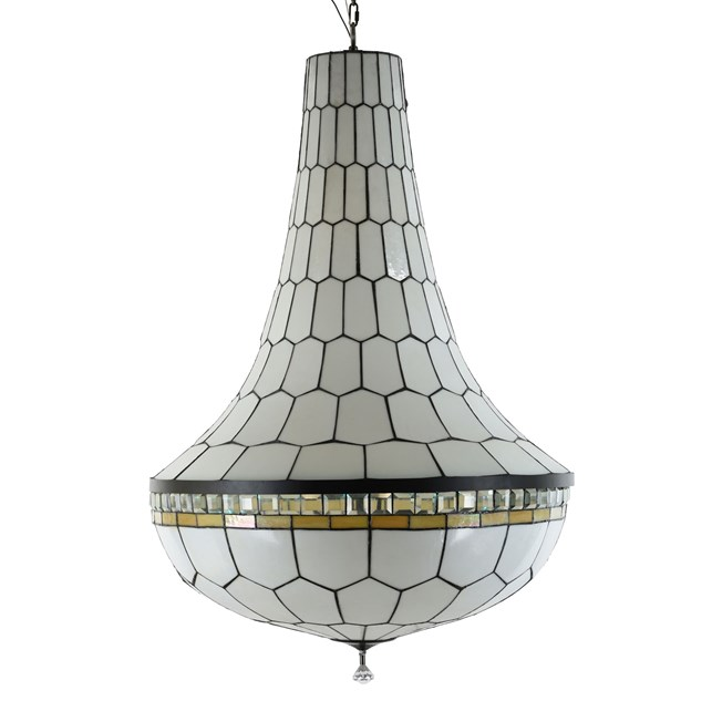Tiffany Hanglamp Wissmann Jewel - uit