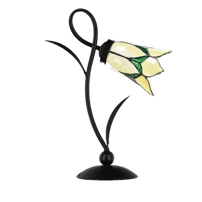 Lovely Flower Tafellamp Yellow Romantic  - uit