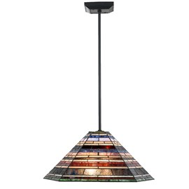 Tiffany Hanglamp Industrial large pendant