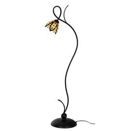 Tiffany vloerlamp Lovely Flow Souplesse small
