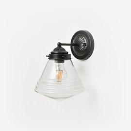 Wandlamp Luxe School Small Helder Moonlight